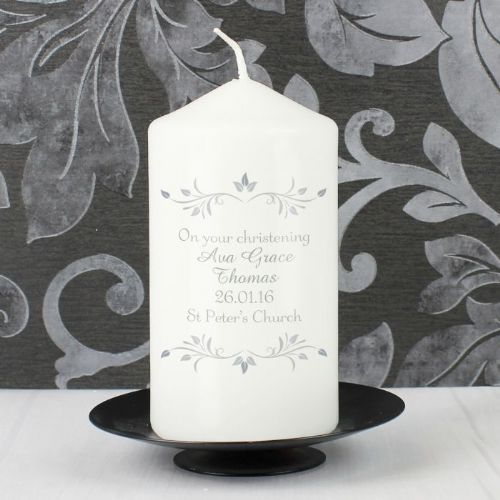 Sentiments Candle